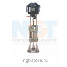 Комплект для масла NXT HIGH-FLO 6:1 стойка с DataTrak Graco