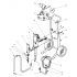 Merkur 23:1 окрасочный аппарат на тележке G40R Graco Грако