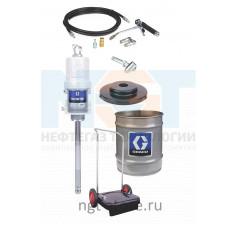 Комплект для смазки Fire-Ball 300 50:1 16-23 кг на тележке PS Graco