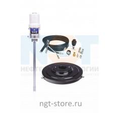 Комплект для смазки Fire-Ball 300 15:1 55кг стационарный Graco
