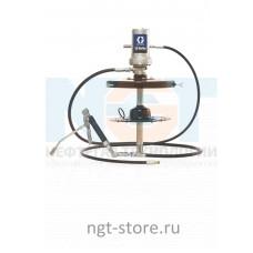Комплект для смазки LD 50:1 стационарный бочка 16 кг Graco
