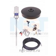 Комплект Fire-Ball 300 15:1 180кг для антикоррозионной обработки стационарный Graco
