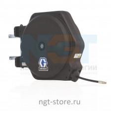 Катушка для шланга 3/8X35 воздух/вода поворотное крепление верстак Graco