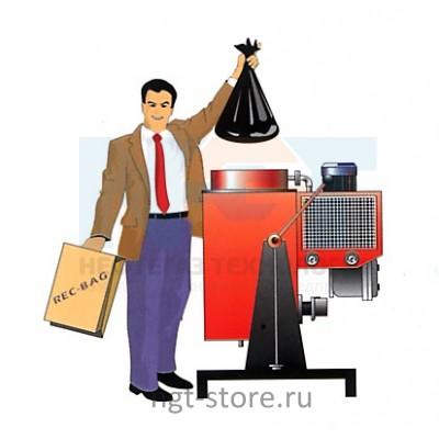 Пакеты RecBag 160 литров (50 шт.) Formeco для дистиллятора растворителя
