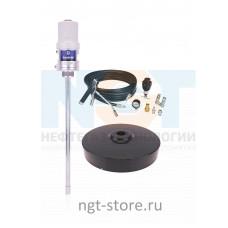 Комплект для смазки Fire-Ball 300 15:1 180кг стационарный Graco