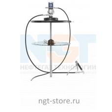 Комплект для смазки LD 50:1 стационарный бочка 180 кг Graco