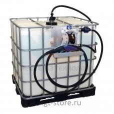 Комплект для перекачки мочевины AdBlue Standart с расходомером контейнер Graco