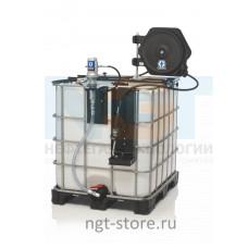 Комплект LD 3:1 для раздачи масла стационарный для контейнера Graco