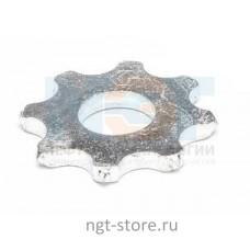 Твердосплавная фреза, 8 зубчиков Graco (Грако)