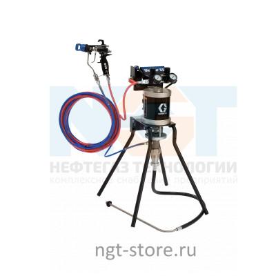 Mini Merkur ES 30:1 окрасочный аппарат стойка, пл. сталь Graco Грако