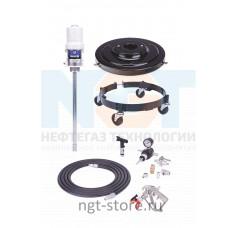 Комплект Fire-Ball 300 15:1 54кг для антикоррозионной обработки портативный Graco