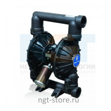 Пневматический насос Graco Husky 2150 AL PP PTFE PTFE (NPT REMOTE)