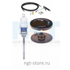 Комплект для смазки Fire-Ball 300 50:1 11-23 кг портативный AS Graco