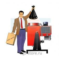 Пакеты RecBag 120 литров (50 шт.) Formeco