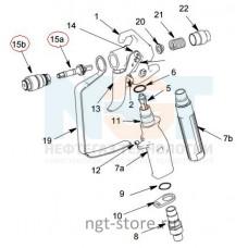Ремкомплект к пистолет-распылитель Contractor GUN, FTx GUN Graco (Грако)