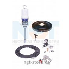 Комплект Fire-Ball 300 15:1 16кг для антикоррозионной обработки стационарный Graco