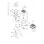 Детали и запасные части дистилляторов растворителя