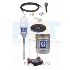 Комплект для смазки Fire-Ball 300 50:1 16-23 кг на тележке AS Graco