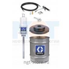 Комплект для смазки Fire-Ball 300 50:1 16-23 кг стационарный PS Graco