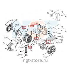 Ремкомплект жидкостной части Graco Husky 205 AC,PT
