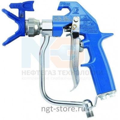 Текстурный пистолет-распылитель HD Blue Texture GUN Graco  (Грако)