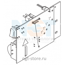 Плата электронная для насосного агрегата GRACO 190 CLASSIC PC,STAND