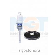 Комплект для смазки Fire-Ball 300 15:1 16кг стационарный Graco
