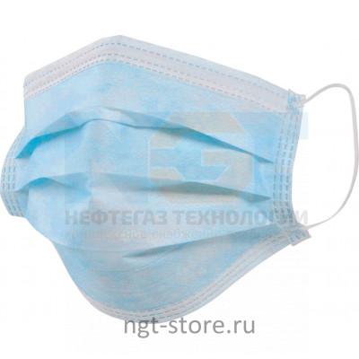 Одноразовая маска для лица китайский стандард T/CTCA 7-2019 не медицинская купить оптом из Китая