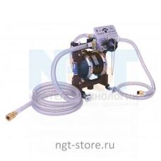 Мобильный комплект для откачки масла Husky 706 Fas-Vac 60 л Graco