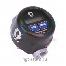 Высокопроизводительный линейный расходомер IM20 для высокого давления Graco