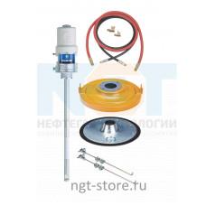 Комплект для смазки Fire-Ball 300 50:1 55кг автомобильный Graco