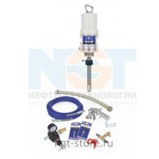 Комплект Fire-Ball 300 15:1 180кг для антикоррозионной обработки стационарный нерж. сталь Graco