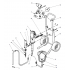 Merkur 23:1 окрасочный аппарат на тележке G40 HOPPER Graco Грако